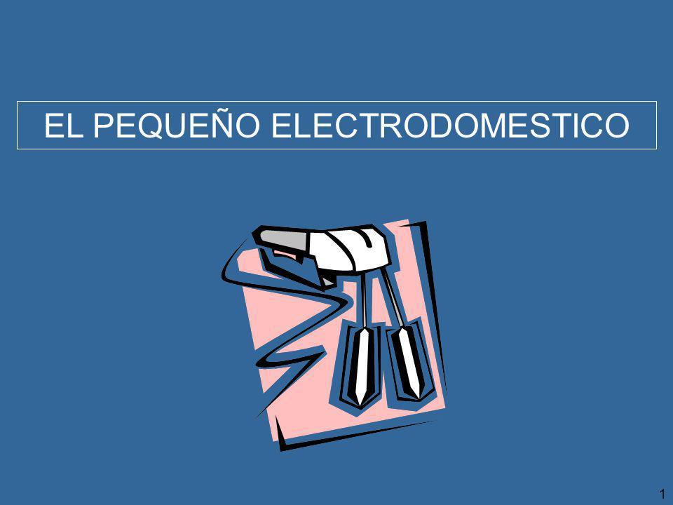 1 EL PEQUEÑO ELECTRODOMESTICO