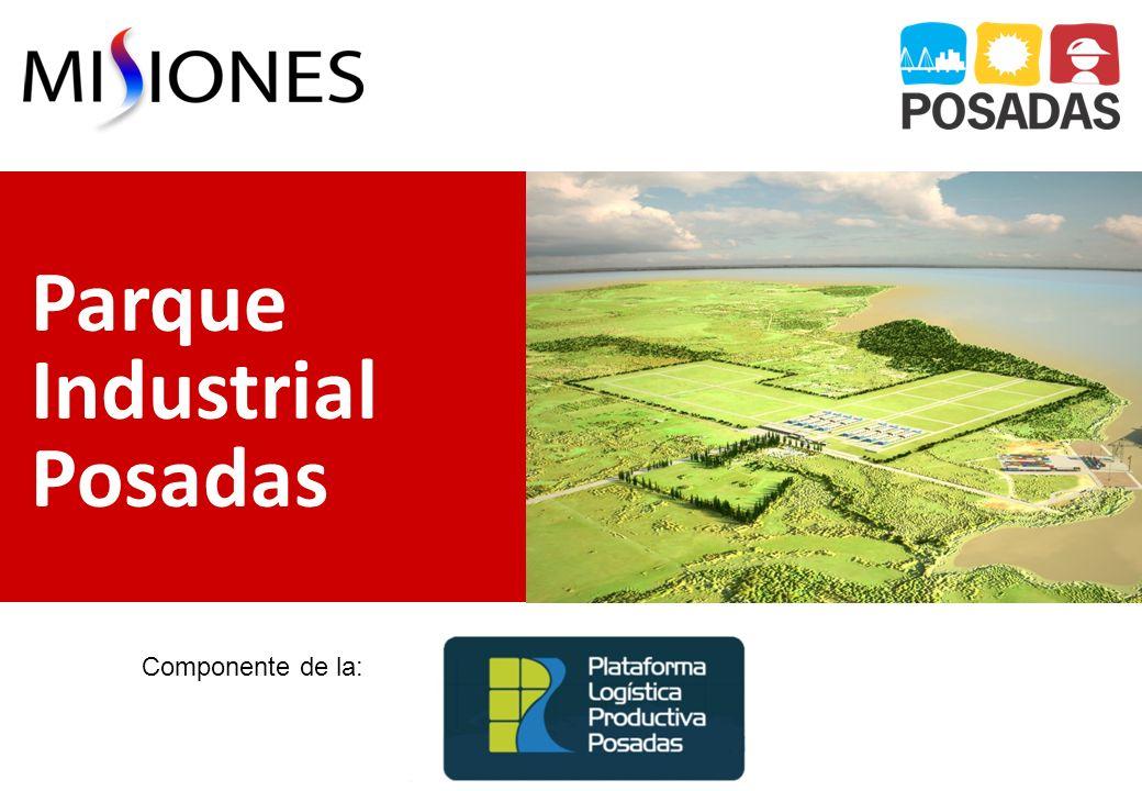 Parque Industrial Posadas Componente de la: