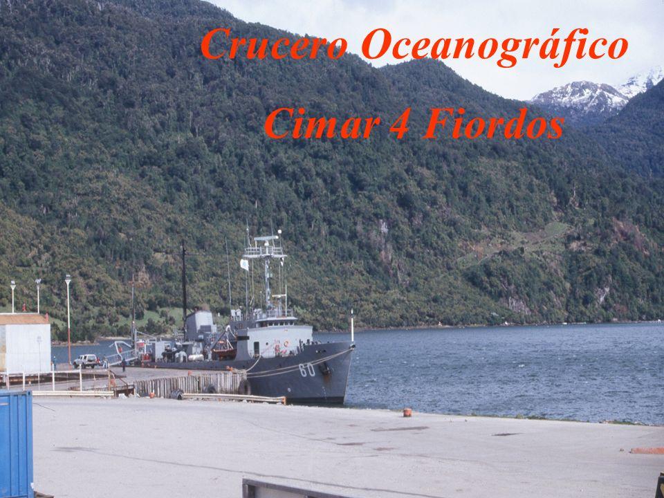 Imagen de la zona de estudio tomada por el satélite chileno FASAT-B