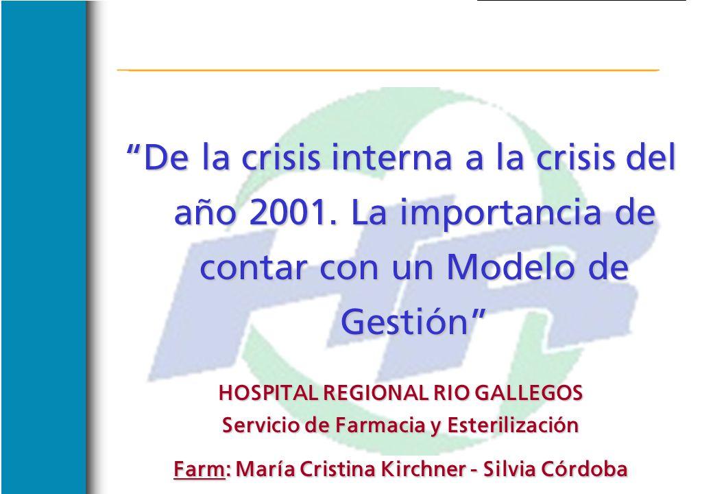 HOSPITAL REGIONAL RIO GALLEGOS SANTA CRUZ - ARGENTINA