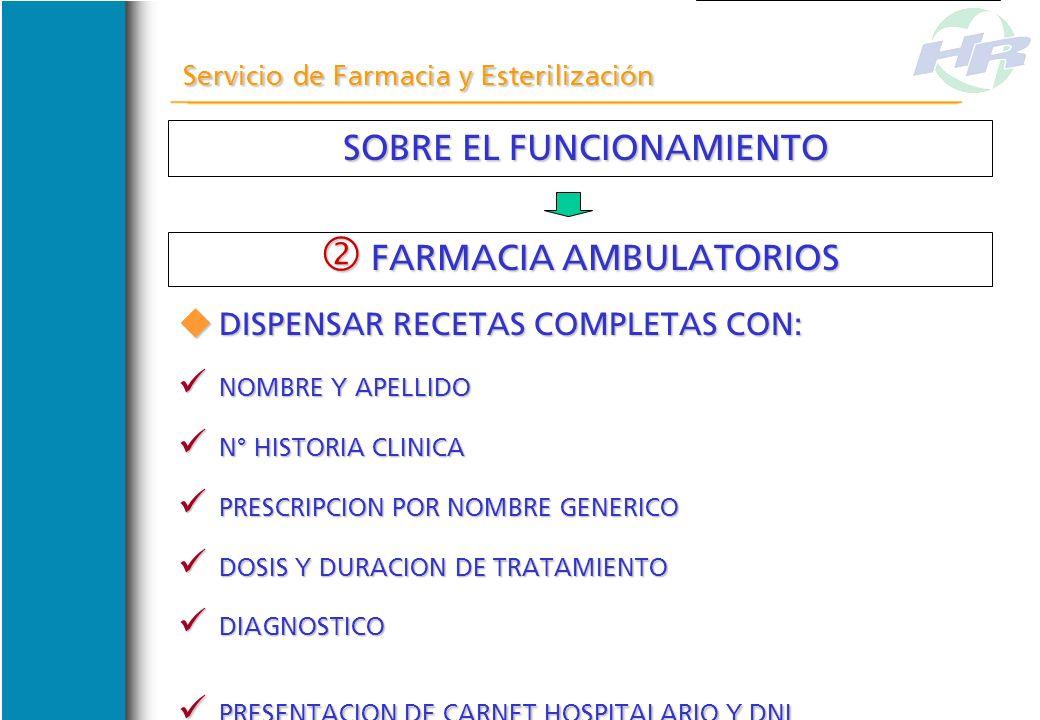 UNA UNICA VIA DE INGRESO DE MEDICAMENTOS Y MATERIAL DESCARTABLE UNA UNICA VIA DE INGRESO DE MEDICAMENTOS Y MATERIAL DESCARTABLE INVENTARIOS PERIODICOS