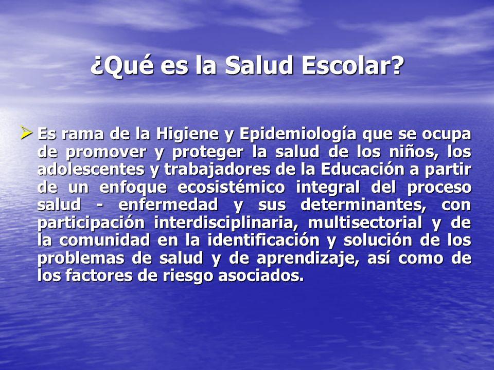 Concepto Actual de Salud Complejo proceso de preservación y desarrollo de las funciones biológicas, psicológicas y sociales, de la capacidad laboral ó