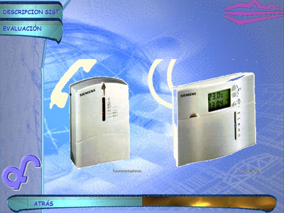 C asos: Neumáticos : Sensor de bulbo; Señal de 3 y 15 psi (SAMA); velocidad de respuesta 2s.