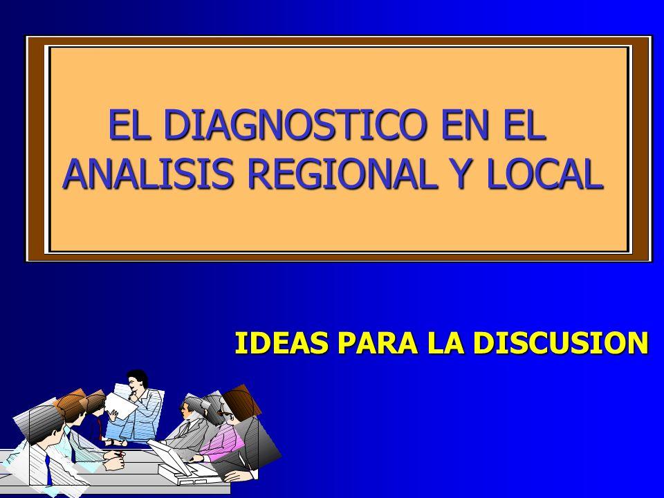1.DIAGNOSTICO NEUTRAL O DIAGNOSTICO INTENCIONAL 2.