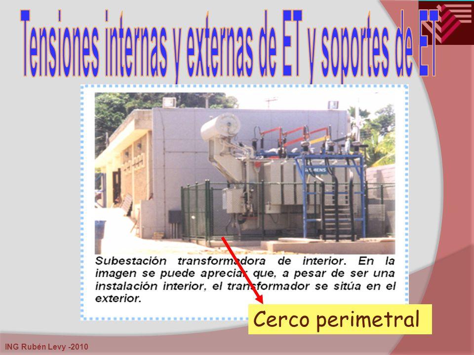 ING Rubén Levy -2010 Cerco perimetral