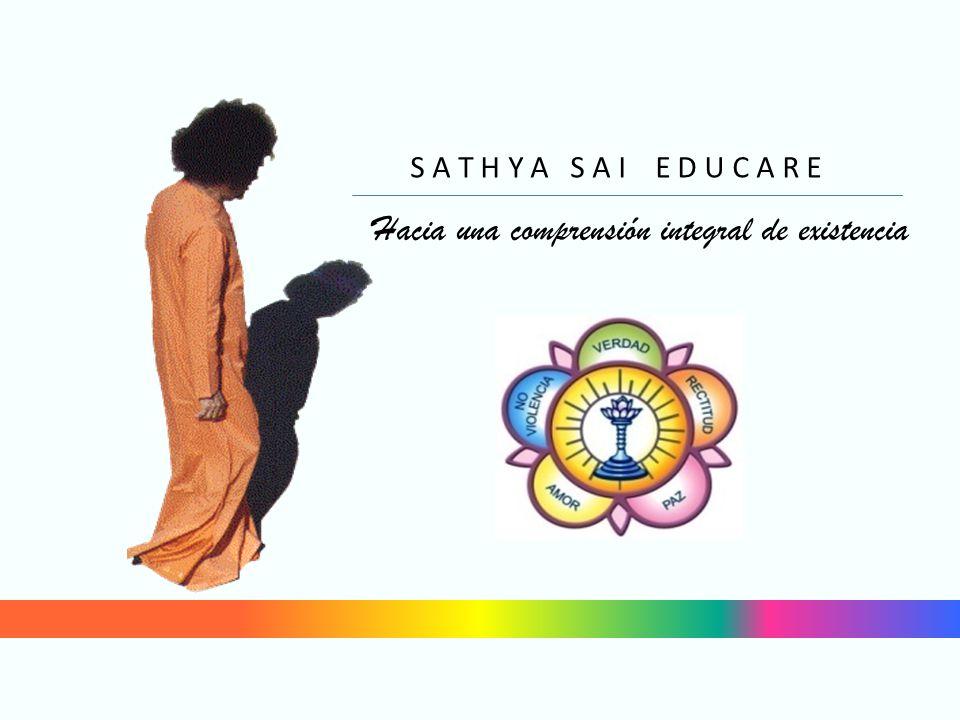 El universo es una gota en el océano de lo que ustedes son Sri Sathya Sai Baba