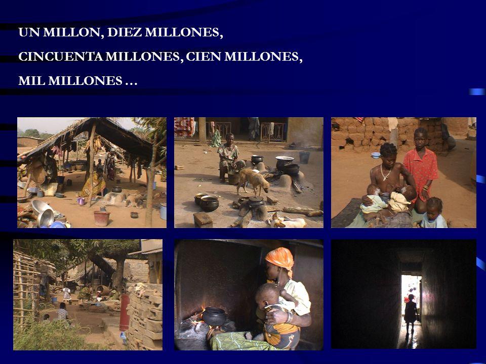 UN MILLON, DIEZ MILLONES, CINCUENTA MILLONES, CIEN MILLONES, MIL MILLONES …