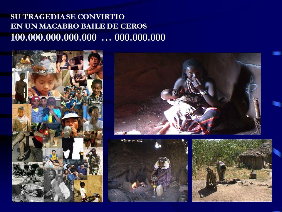 SU TRAGEDIA SE CONVIRTIO EN UN MACABRO BAILE DE CEROS 100.000.000.000.000 … 000.000.000
