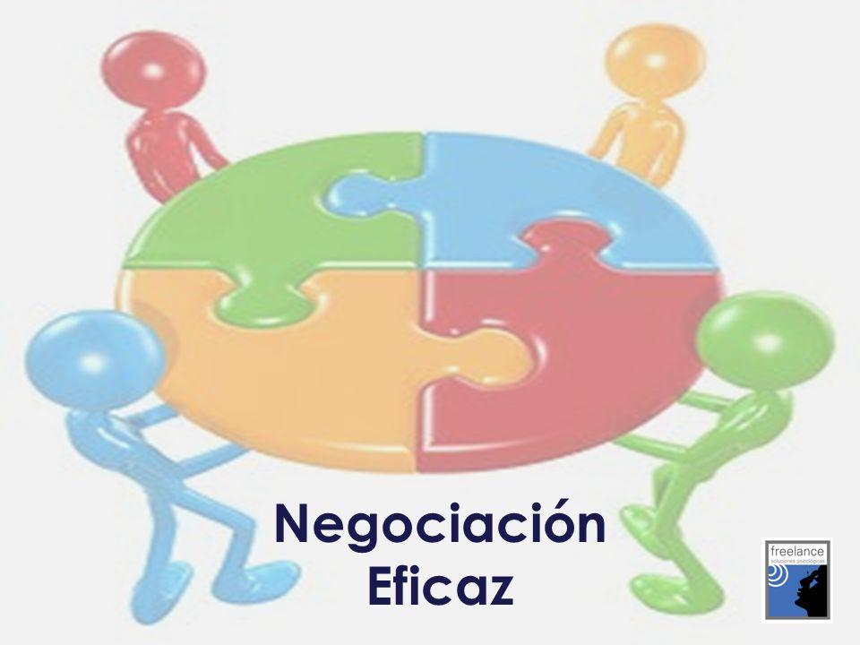 Establecer aspiraciones elevadas pero razonables Las metas altas, no cercanas a la propia necesidad, dan margen para negociar y permiten cerrar el acuerdo en un punto todavía favorable.