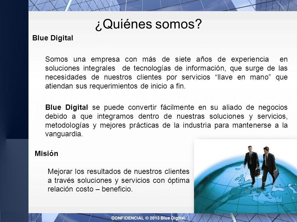 Soluciones Integrales de TI CONFIDENCIAL © Av. Ricardo Margain 575 Col Sta. Engracia San Pedro Garza García N.L. CP 66267 Tel. (81)8000.7477