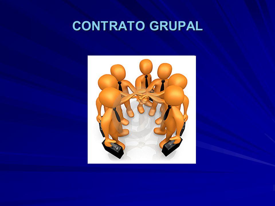 CONTRATO GRUPAL