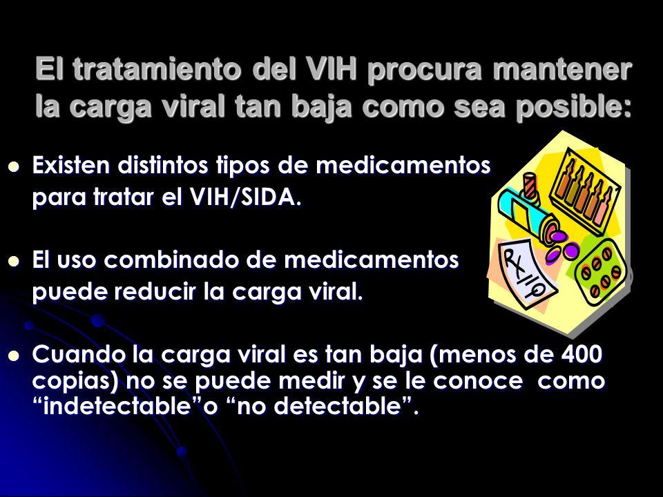 Importancia de la Carga Viral… La carga viral o nivel viral puede La carga viral o nivel viral puede ayudarte a saber cuan activo está el virus en tu