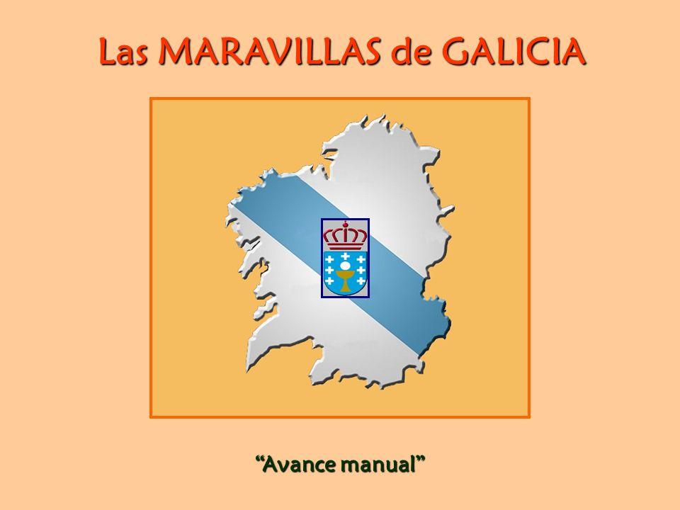 Las MARAVILLAS de GALICIA Avance manual