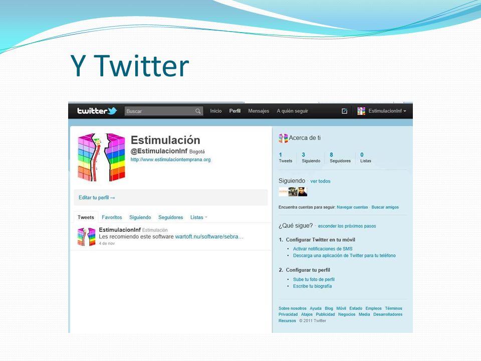 Y Twitter