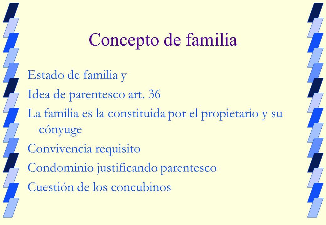 Constitución e inscripción Ley 14394 art. 35 Naturaleza jurídica Fuera del comercio Fundamentos Objeto. Unidad económica familiar. Límite necesidades