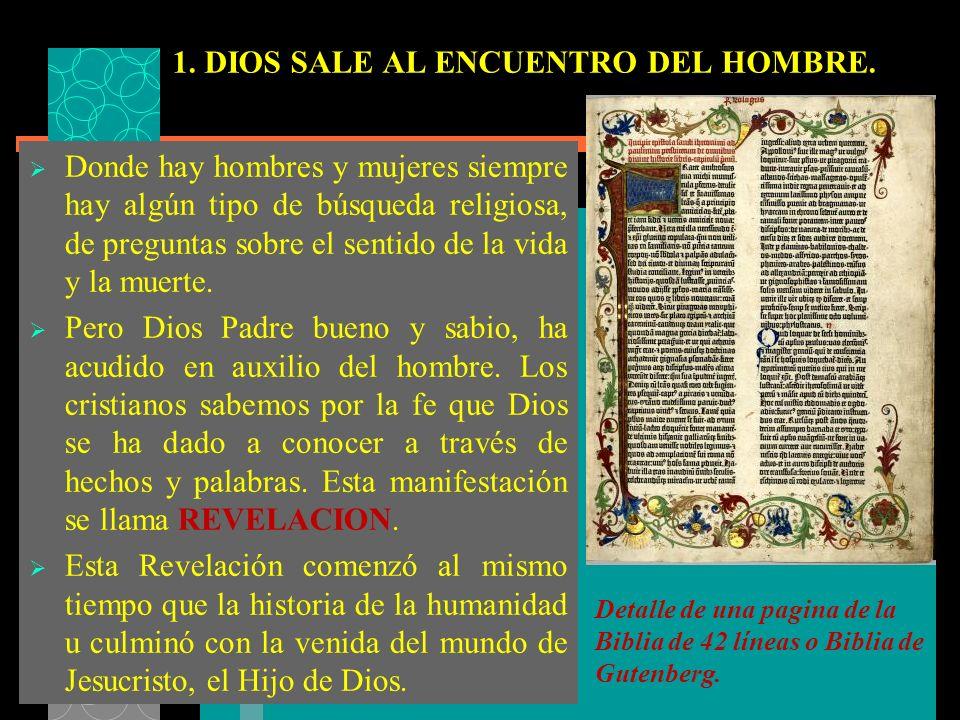 El primer libro impreso La Biblia fue el primer libro que se imprimió; lo editó Gutenberg en el año 1456.