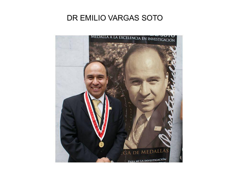 DR EMILIO VARGAS SOTO