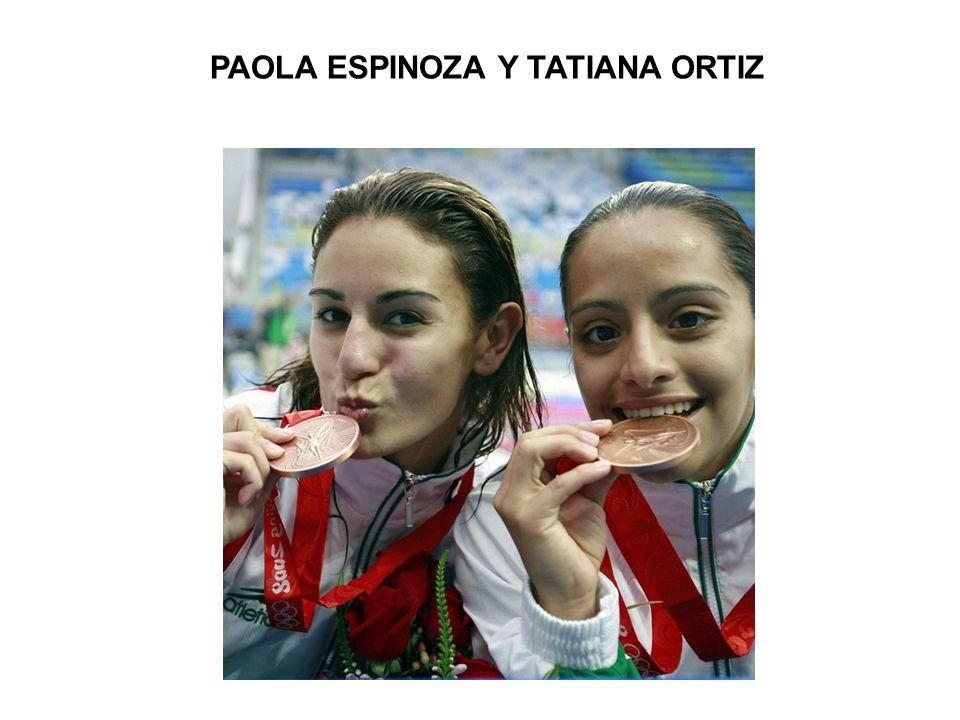 PAOLA ESPINOZA Y TATIANA ORTIZ