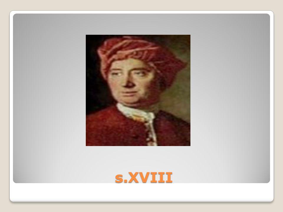 s.XVIII s.XVIII