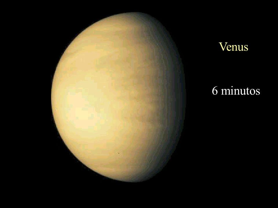 Mercurio 3 minutos
