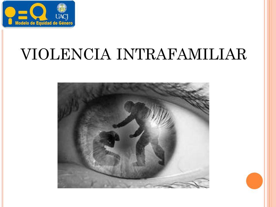 A LTERNATIVAS FRENTE A LA VIOLENCIA n Recibir apoyo integral Art.