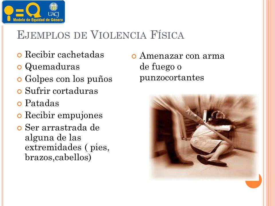 V IOLENCIA PATRIMONIAL Es la retención y/o destrucción de: a) Objetos b) Documentos personales c) Bienes materiales como: carros, muebles, etc.