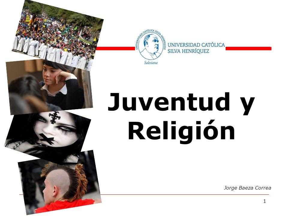 12 %Total HombresMujeres 15-1920-2425-29 Católica 72,570,574,273,373,170,9 Evangélica 19,018,919,219,317,420,5 Otras 8,110,06,67,39,0 IDENTIFICACION RELIGIOSA Fuente: VI Encuesta Nacional de Juventud