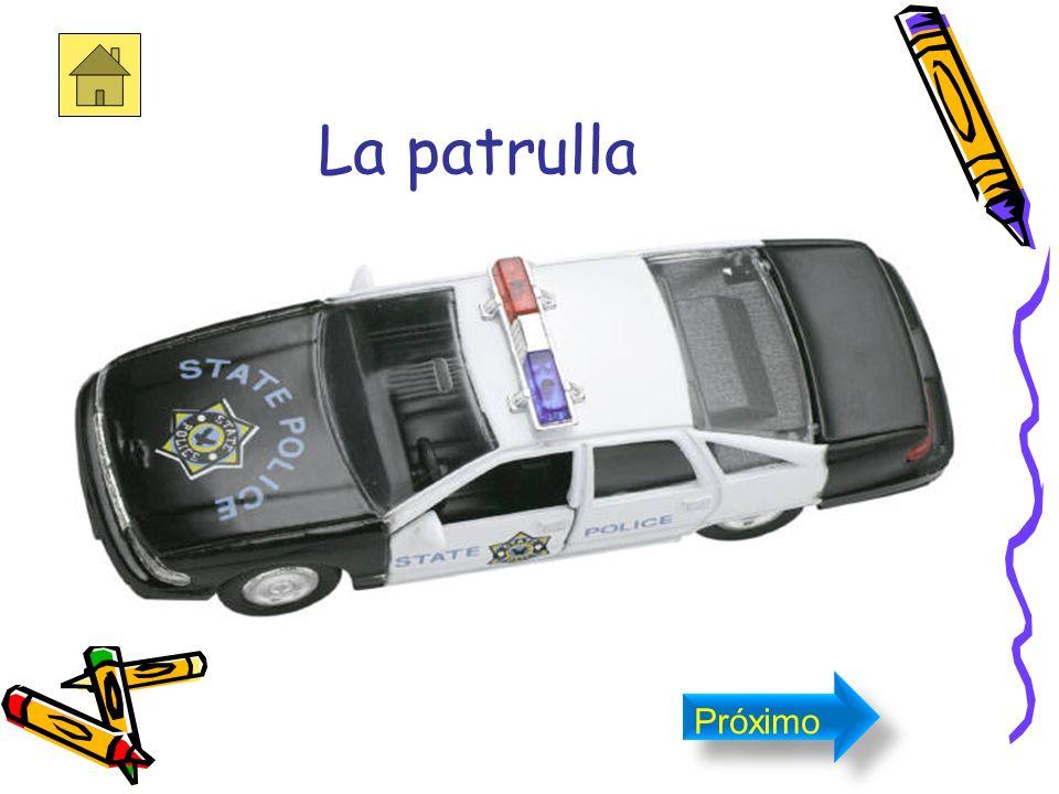Medio de transporte del policía Hay diferentes tipos de medios de transporte que utilizan los policías como lo son: La patrulla La motocicleta Próximo