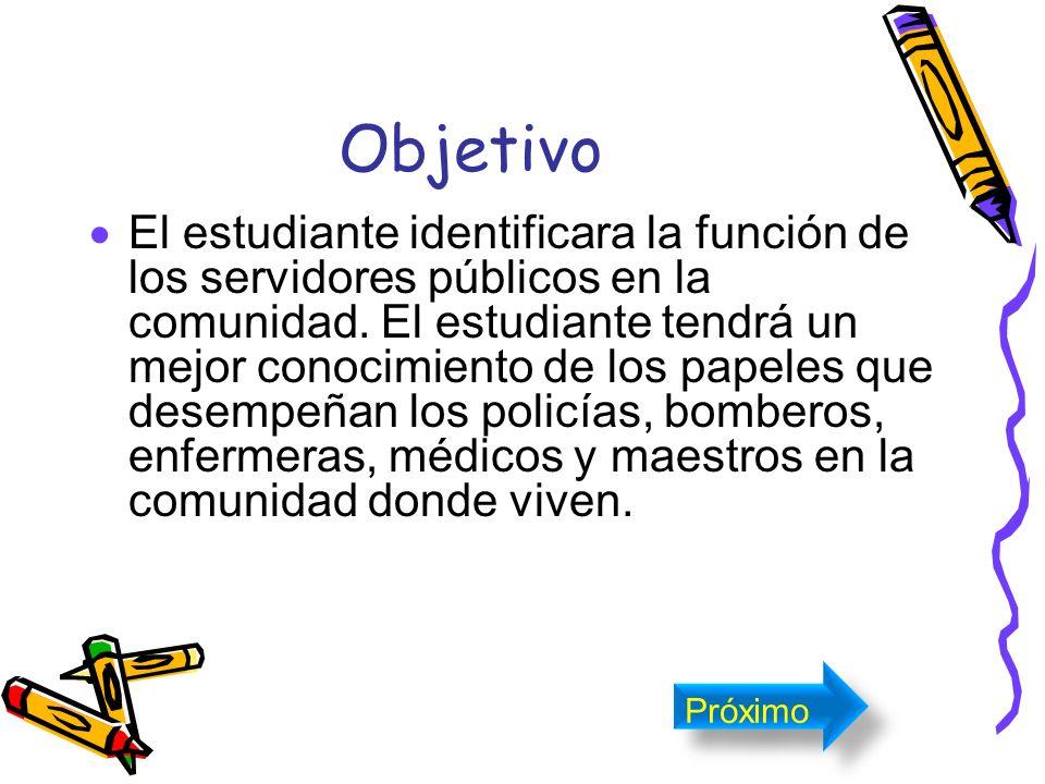 Los Servidores Públicos TEDU 220 Agosto-Diciembre Ymalisa Irizarry Próximo