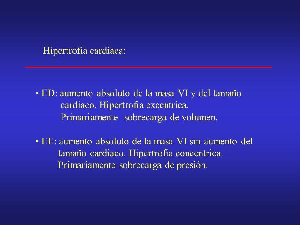 TIPOS DE DEFECTOS CONGENITOS V.- Estenosis válvular aortica, no tratada: Antecedentes clínicos Examen clínico Severidad: clínica, ECG, ECO.