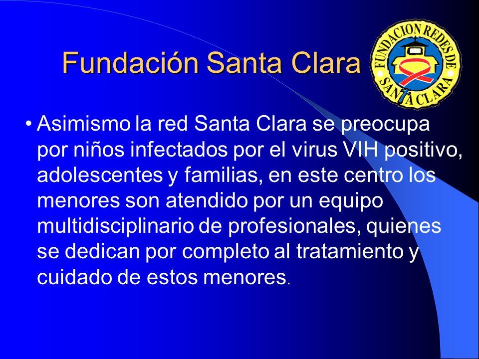Esta labor es realizada por las Hermanas Franciscanas Misioneras de Jesús, junto a un grupo de personas que diariamente trabajan en los diferentes cen