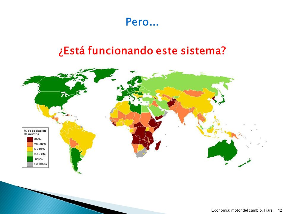 Pero... ¿Está funcionando este sistema? Economía: motor del cambio, Fiare. 12