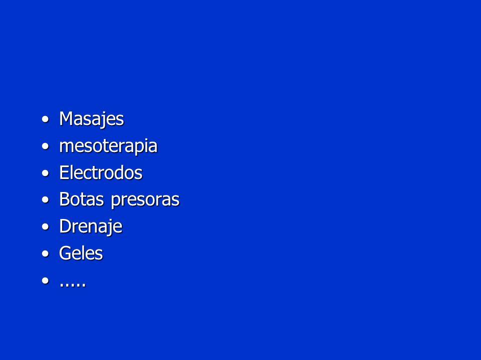 -18- pero LES CANTO la justa sobrepero LES CANTO la justa sobre charlatanes,charlatanes, hierbashierbas acupuntura,acupuntura, flores de Bach,flores de Bach, cremas anticelulíticas,cremas anticelulíticas, vibradores, fajas,vibradores, fajas,