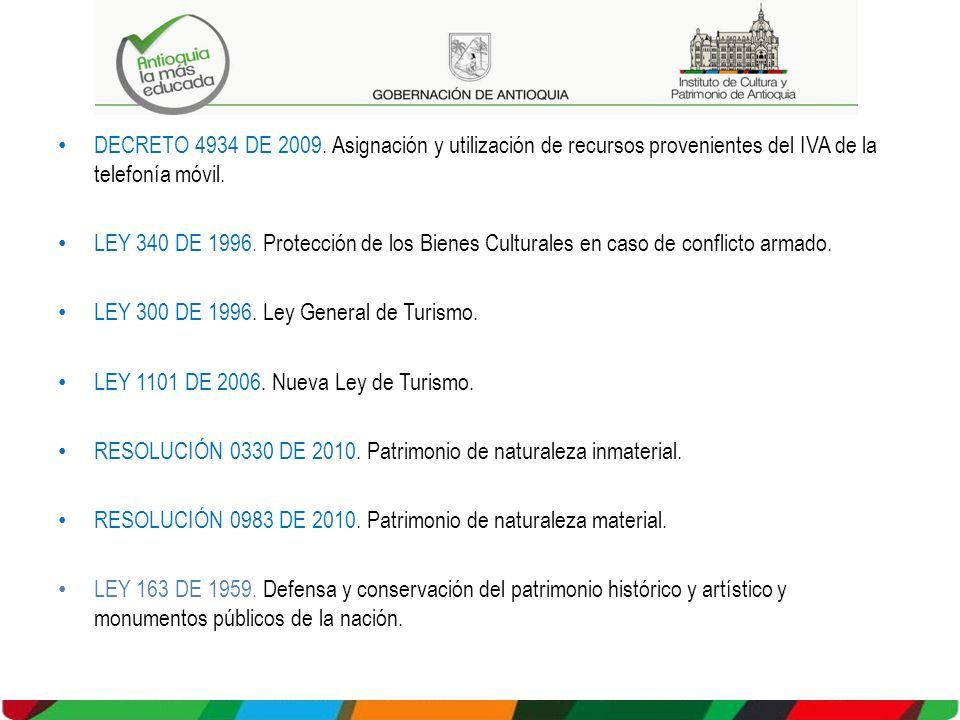 DECLARATORIA DE BIENES DE INTERES CULTURAL -BIC Procedimiento para declarar BIC.
