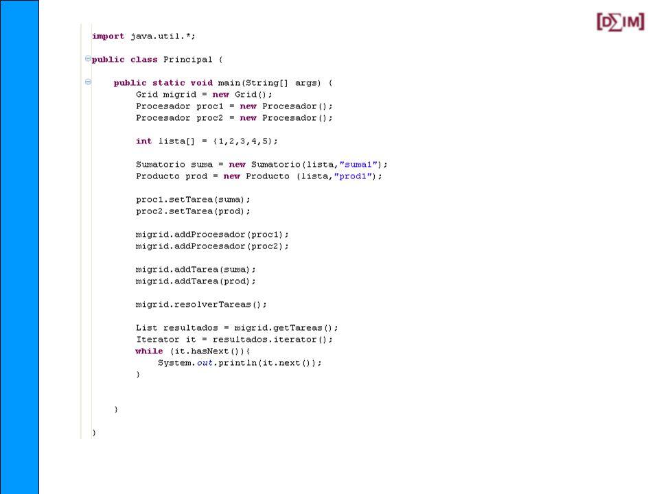 Solución básica 2: Interfaces