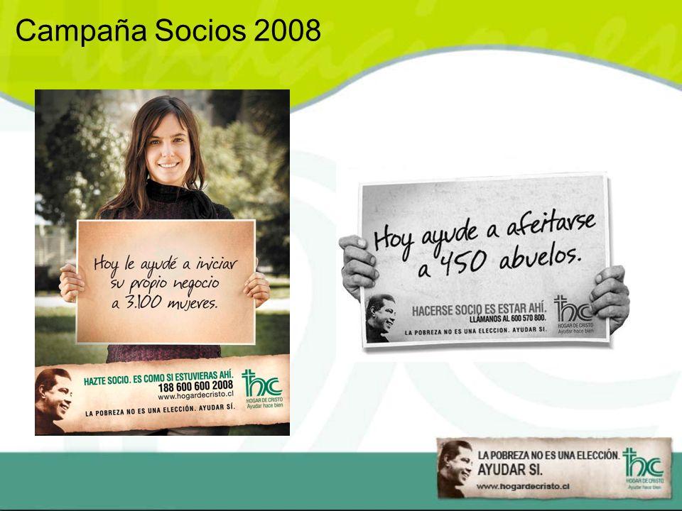 Campaña Socios 2008