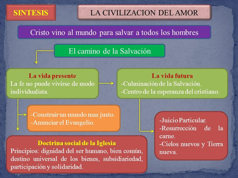 «Caritas in veritate es el principio sobre el que gira la doctrina social de la Iglesia, un principio que adquiere forma operativa en criterios orient