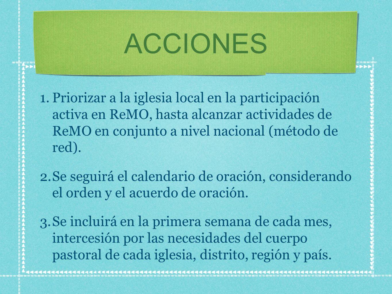 ACCIONES 1.