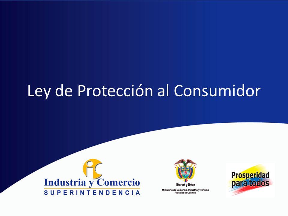 Ley de Protección al Consumidor