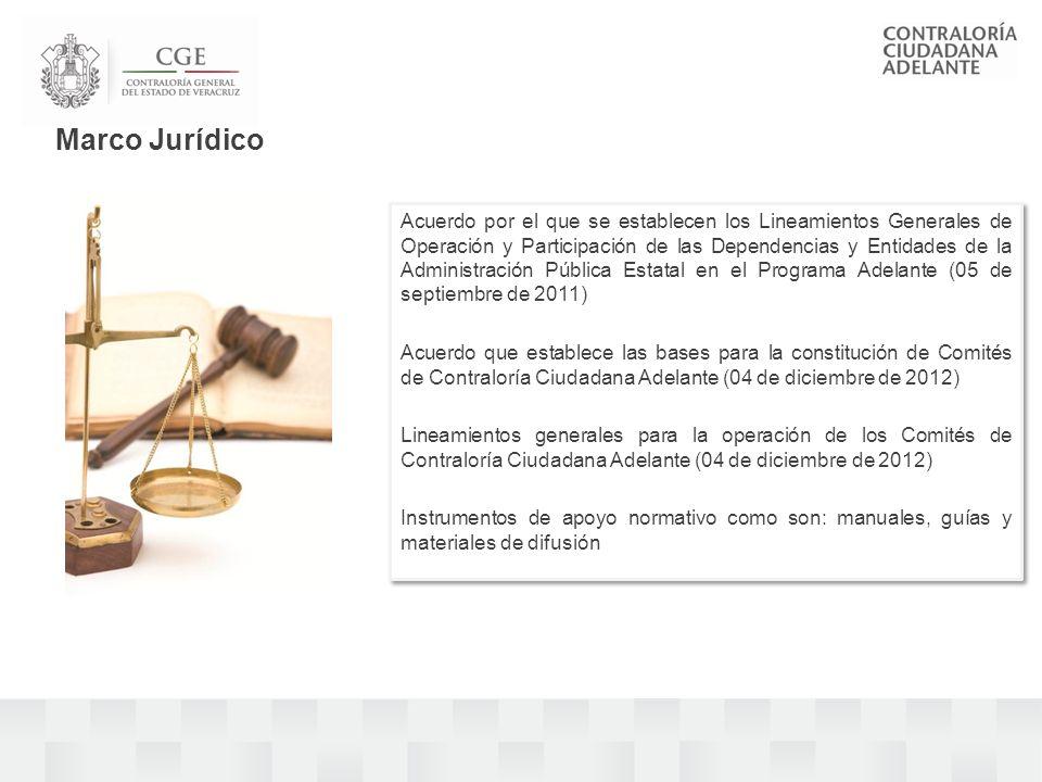 Mecanismo de los beneficiarios para verificar y vigilar, de manera organizada, el cumplimiento de las metas y la correcta aplicación de los recursos públicos asignados a los programas de desarrollo social Ley de Desarrollo Social y Humano para el Estado de Veracruz (Art.