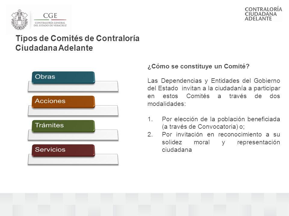 ¿Cómo se constituye un Comité.