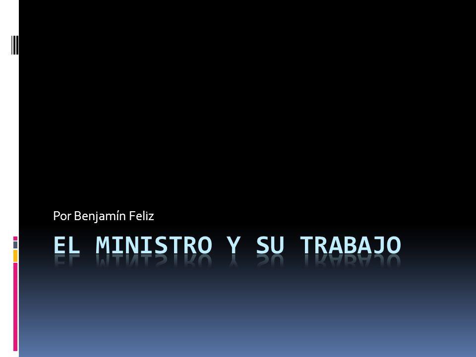 El Ministro y Su Vida Personal El clero se halla en segundo lugar en cuanto a proporción de divorcios entre todas las profesiones.