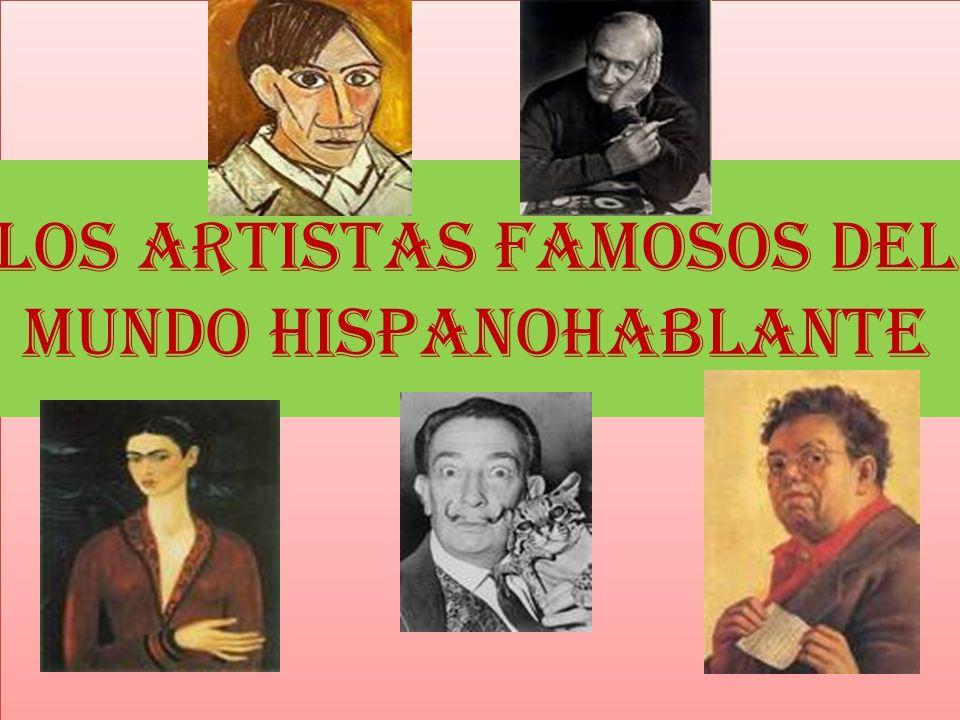 ¡Sí, Soy yo.. Joan Miró Escriban tres cosas interesantes sobre mi vida por abajo. 1. 2. 3.