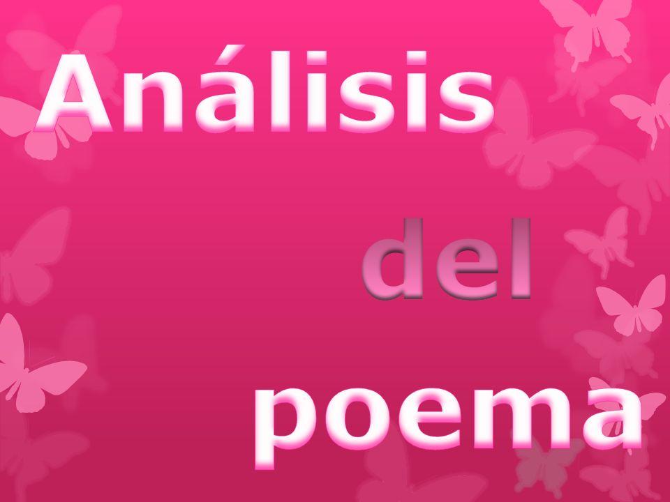 Resumen del poema El poema cuenta como la voz poética responde al ataque de la sociedad mexicana de esa época.
