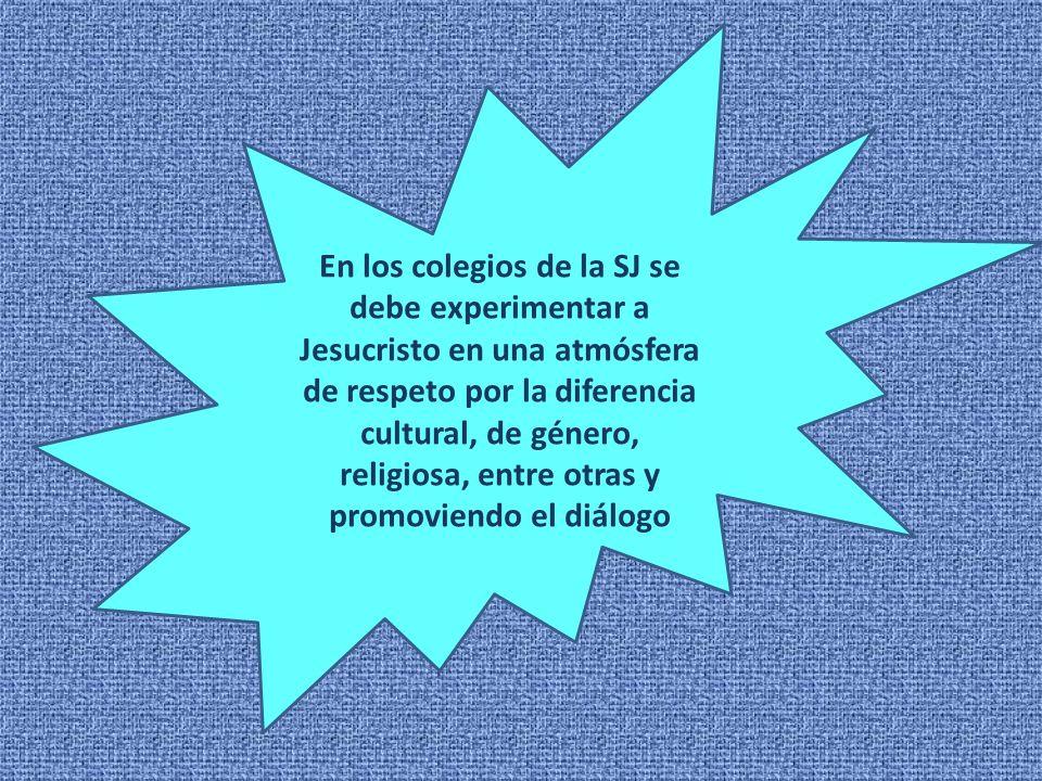 La comunidad San Ignacio compartió su experiencia espiritual y humana con un grupo de verdaderos amigos, con quienes posteriormente formó la SJ.