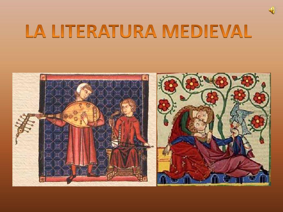 Los cantares de gesta Son las primeras manifestaciones de la épica medieval, tienen su origen en unos cantos que los barbaros solían cantar antes de la batalla para infundirse animo.