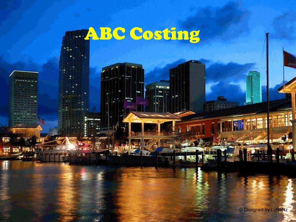 ABC Costing
