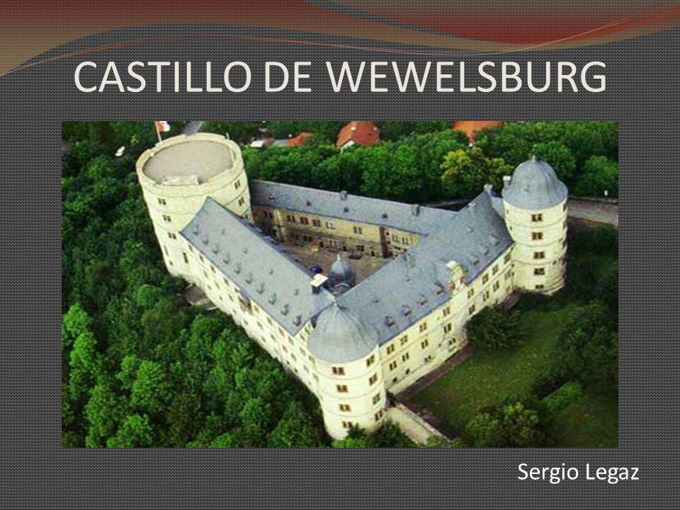 CASTILLO DE WEWELSBURG Sergio Legaz