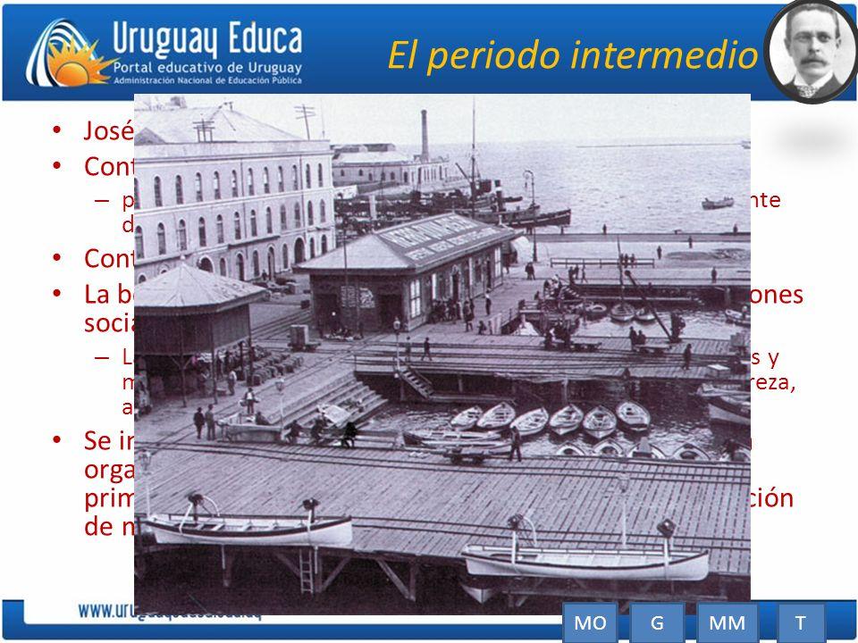 El periodo intermedio José Claudio Williman Contó con el respaldo del oficialismo y de la oposición – por considerar que ofrecía una tregua al program