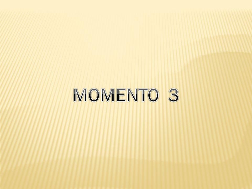 Momento 3.Para empezar el día.